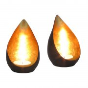 Goldlicht Flame bronzen/golden
