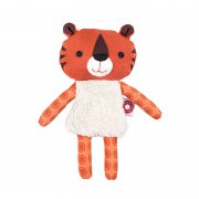 Kuscheltier Tiger Trisse orange