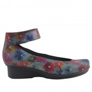 Loints Pumps, Urban 18200 flower multicolor