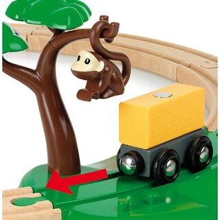 BRIO - Safari Bahn Set