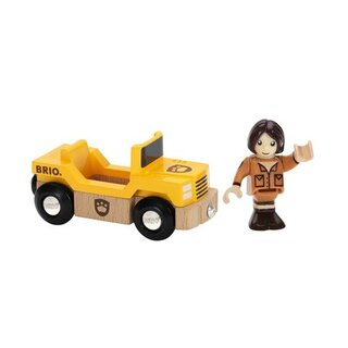 BRIO - Safari Jeep