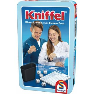 Kniffel, Metalldose
