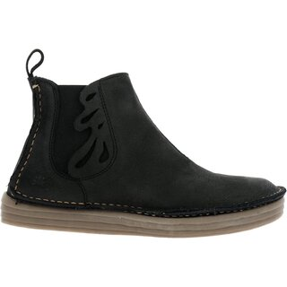 EL NATURALISTA - N5048 Stiefelette Rice Field black