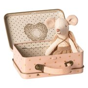 MAILEG - Guardian Angel Mouse in Suitcase