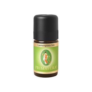 Lemongrass* 5ml ätherisches Öl Primavera