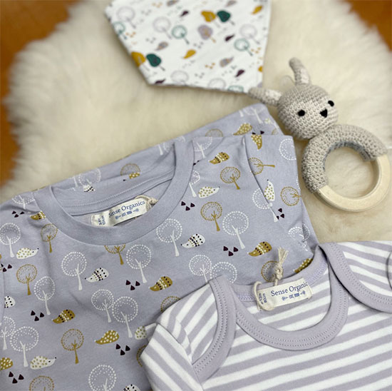 Babykleidung Igel