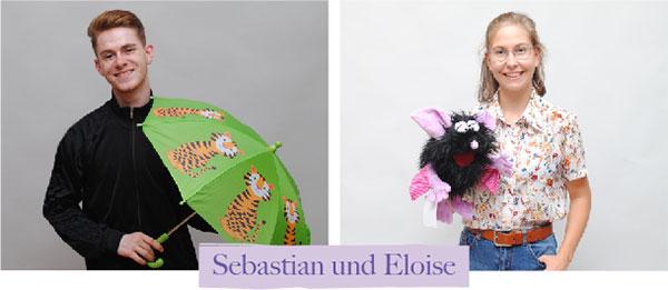 Sebastian und Eloise